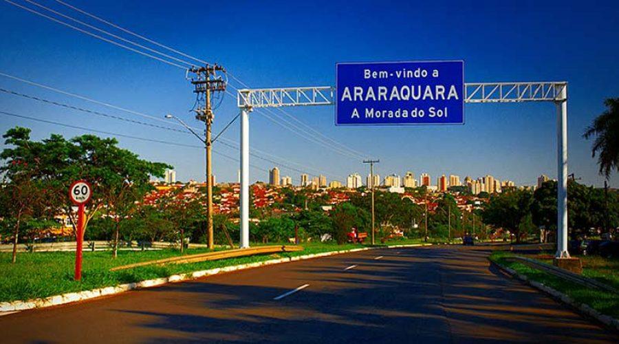 Araraquara tem o menor índice de letalidade da Covid-19 no estado de SP. São Carlos tem a 5ª menor taxa.